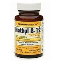 Jarrow Formulas Methyl B12 1,000 mcg Lozenges