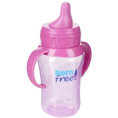 Born Free - 9oz. Drinking Cup - Set of 4 - Assorted Colors