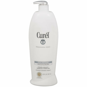 Curel Itch Defense Skin Balancing Moisture Lotion