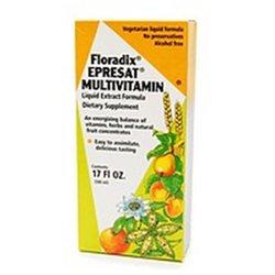 Flora Floradix EPRESAT Multivitamin - 17 fl oz