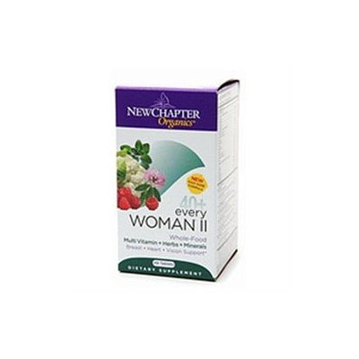 New Chapter - Every Woman II - 48 Tablets