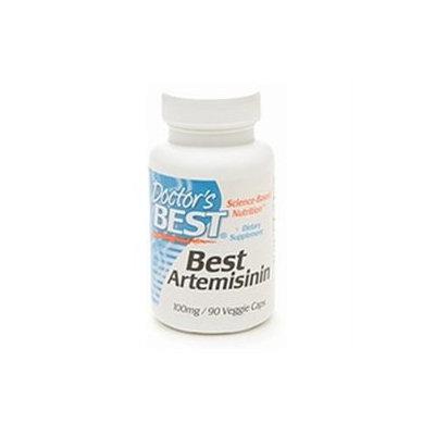 Doctor's Best Artemisinin, 100mg, Veggie Caps, 90 ea