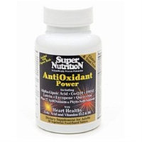 Supernutrition Antioxidant Power