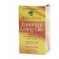 Essential Formulas Incorporated Dr Ohhiras Essential Living - 60 - Other Essential Fatty Acids