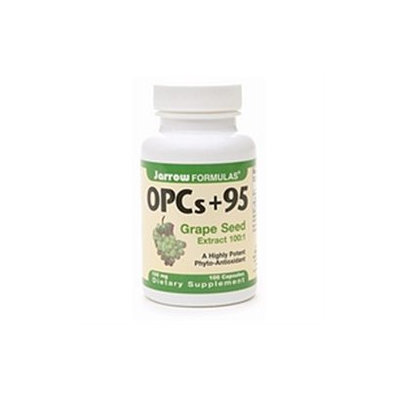 Jarrow Formulas OPCs + 95 Grape Seed Extract 100:1