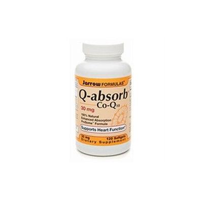 Jarrow Formulas Q-Absorb Co-Q10 30 mg Softgels