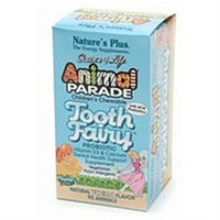 Nature's Plus Animal Parade Tooth Fairy Children's Chewable Probiotic - 90 Chewable Tablets