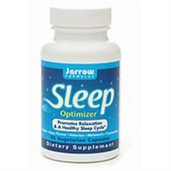 Jarrow Formulas Sleep Optimizer, 60 vegetarian capsules