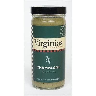 Virginia's Live A Little Champagne Vinaigrette (Champagne)