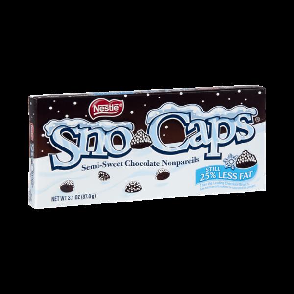 Nestlé Sno Caps Semi-Sweet Chocolate Nonpareils