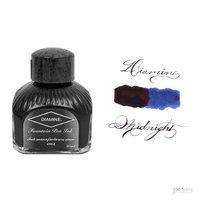 Diamine 80 ml Bottle Fountain Pen Ink, Midnight