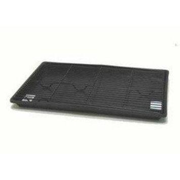 Pet Tek DPK86105 Dream Crate Professional Series 500 Replacement Dog Crate Pan, Black