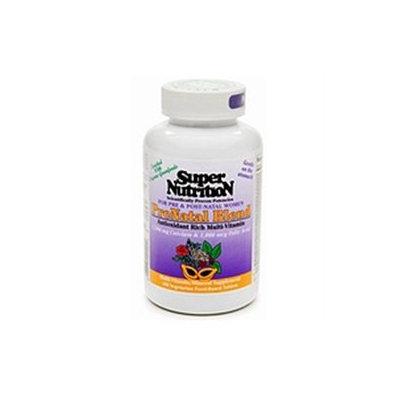 Super Nutrition PreNatal Blend - 180 Vegetarian Tablets