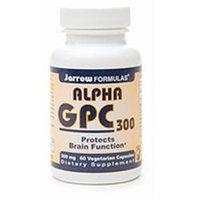 Jarrow Formulas - Alpha GPC 300 mg. - 60 Vegetarian Capsules
