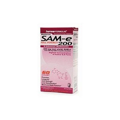 Jarrow Formulas Natural SAM-e 200mg, 60 tablets