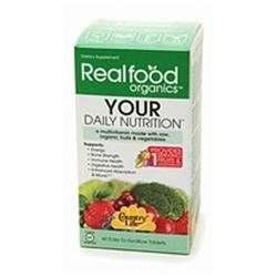 Country Life Realfood Organics Your Daily Nutrition - 60 Tablets