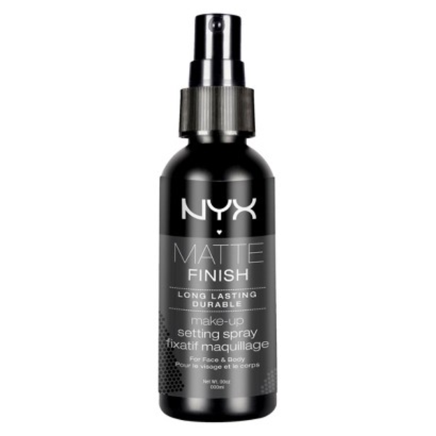 NYX Cosmetics Makeup Setting Spray - Matte Finish
