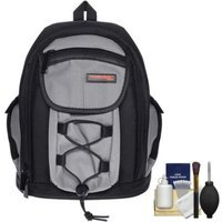 Precision Design PD-MBP ILC Digital Camera Mini Sling Backpack with Cleaning Kit for Samsung NX10, NX20, NX100, NX200, NX210 & NX1000 Cameras