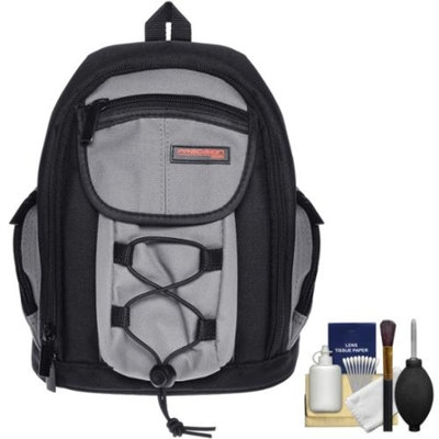 Precision Design PD-MBP ILC Digital Camera Mini Sling Backpack with Cleaning Kit for Samsung NX10, NX20, NX100, NX200, NX210 & NX1000 Cameras