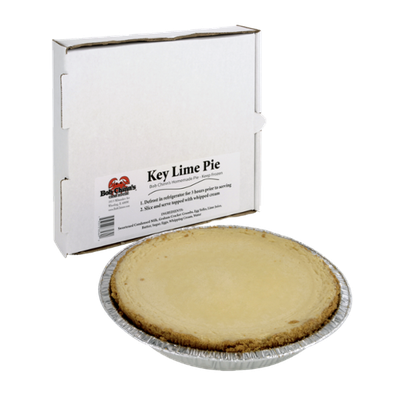 Bob Chinn's Crab House Homemade Key Lime Pie