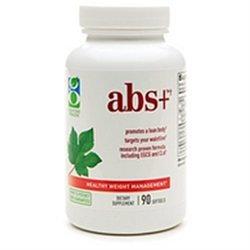 Genuine Health Abs+, Softgels, 90 ea