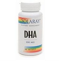 Solaray DHA Neuromins - 100 mg - 60 Softgels