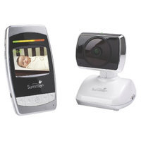 Summer Infant Ultra Sight Pan/Scan/Zoom 2.5 Color Video Baby Monitor