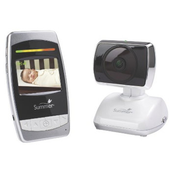 Summer Infant Ultra Sight Pan/Scan/Zoom Color Video Baby Monitor