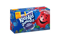 Kool-Aid Jammers Blue Raspberry Pouches