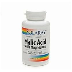 Solaray Malic Acid with Magnesium 133mg, 90 ea