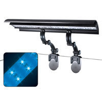 Wave Point Wave-point 6-Watt Micro Sun Super Blue LED Clamp on Light, 12-Inch