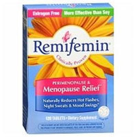 Remifemin, 120 Tablets, Enzymatic Therapy