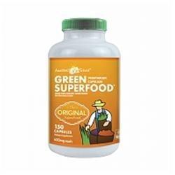Amazing Grass - Green SuperFood 650 mg. - 150 Vegetarian Capsules
