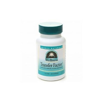 Source Naturals Wellness Transfer Factor 12.5mg 60 capsules