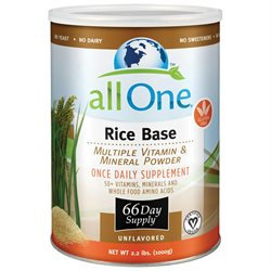 ALL ONE Rice Base Multiple Vitamin & Mineral Powder