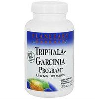 Planetary Herbals Triphala- Garcinia Program - 1300 mg - 120 Tablets