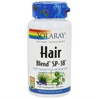 Solaray Hair Blend SP-38 - 100 Capsules