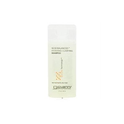 Shampoo 50/50 Balanced, 2 oz, Giovanni Cosmetics