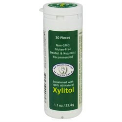 Xlear - Spry Chewing Gum with Xylitol Spearmint - 30 Pieces