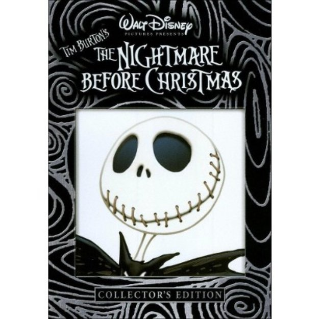 Disney Tim Burton's The Nightmare Before Christmas DVD