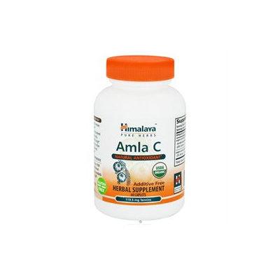 Himalaya Herbal Healthcare - Amla C Natural Antioxidant - 60 Caplets