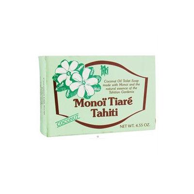 Monoi Tiare Tahiti Coconut Oil Soap - Coconut