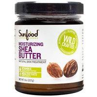 Sunfood Superfoods - Shea Butter Moisturizing Skin Treatment - 8 oz.