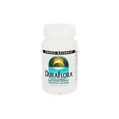 Source Naturals DuraFlora - 5 billion cells - 60 Capsules