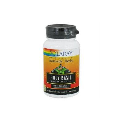 Solaray Holy Basil - 450 mg - 60 Capsules