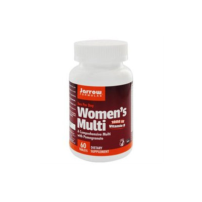 Jarrow Formulas - Women's Multi 60 Easy-Solv Tablets