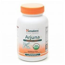 Himalaya Herbal Healthcare Arjuna, Cardiac Tonic 60 caplets