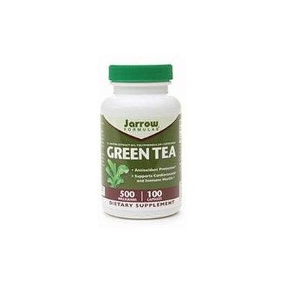 Jarrow Formulas Green Tea - 500 mg - 100 Capsules