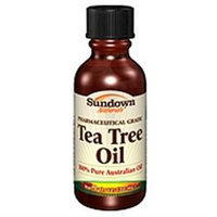 Sundown Naturals Tea Tree Oil, 1 fl oz