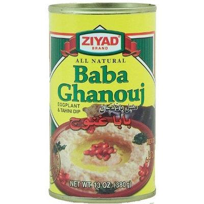 Ziyad Eggplant Ghanouj Baba Dip, 13 Ounce